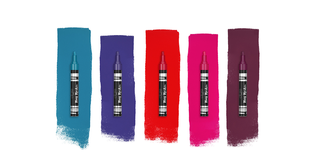 Ciaté Mani Markers Review marker colors