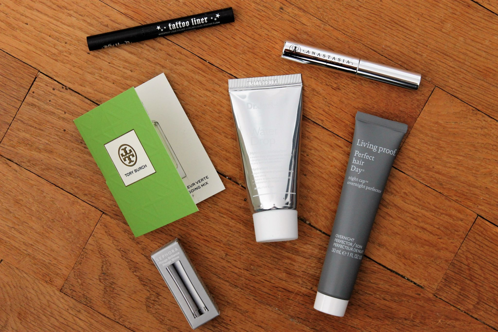 September Play by Sephora Subscription Box Items