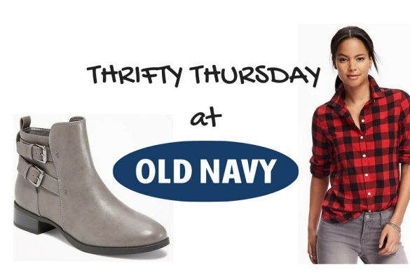 Thrifty thursday at old navy