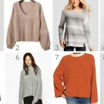 Favorite sweaters for fall
