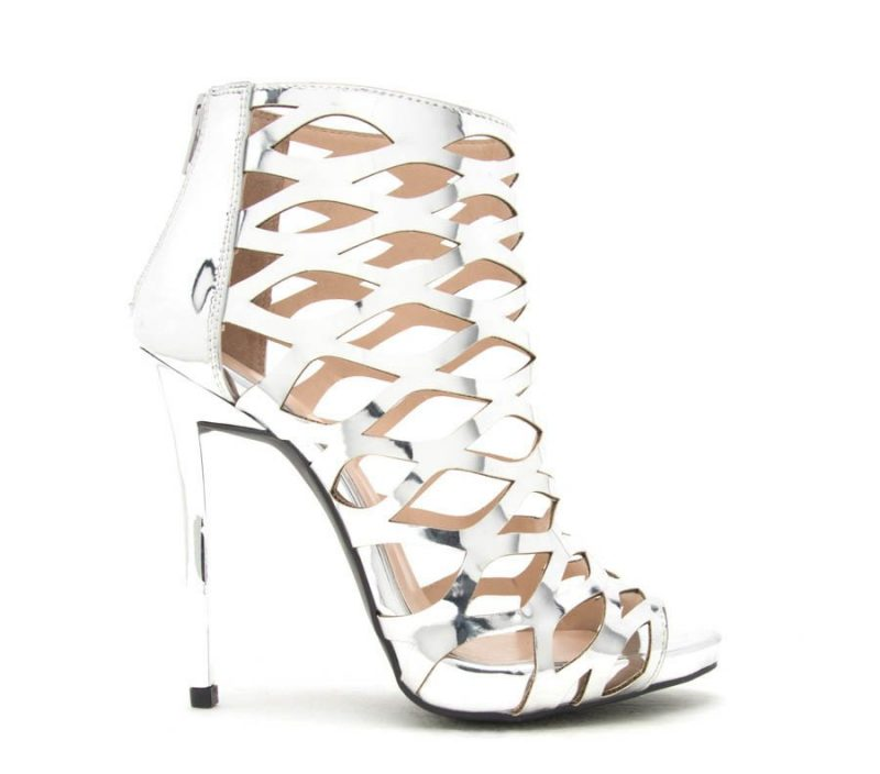 under $40 stylish gifts Silver Heels