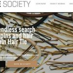 Hair Tie Society Subscription Service