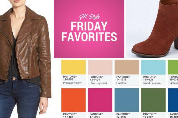 Friday favorites: july 27 2018 jk style