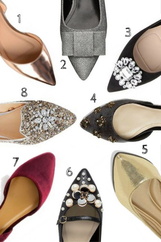 Party Flats Under $50 on JK Style