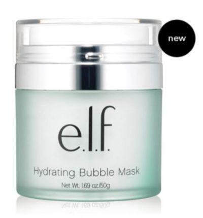 friday favorites elf bubble mask