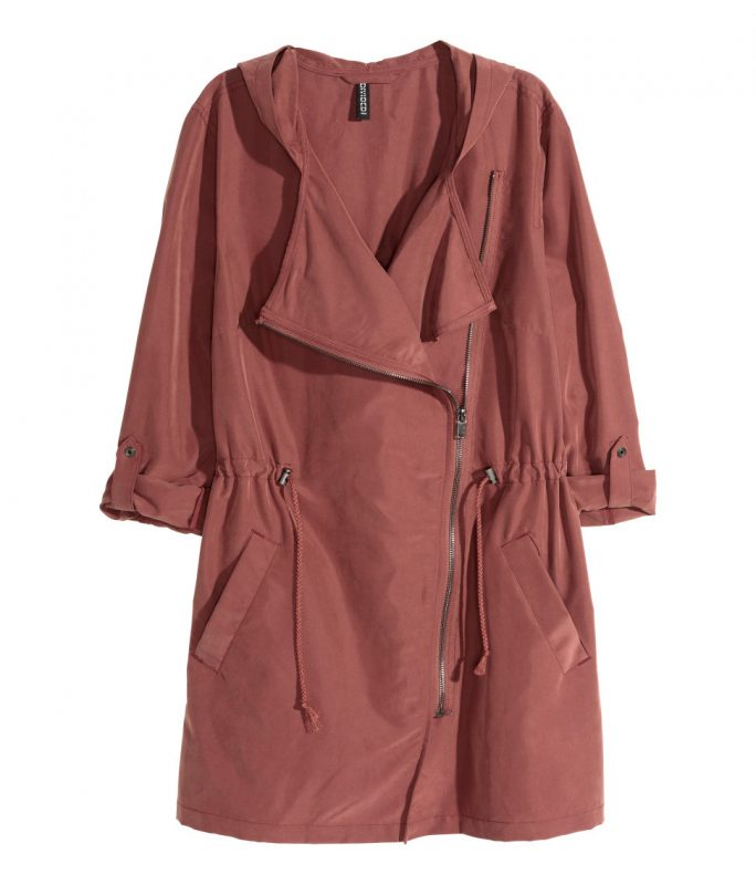 Under $40 Stylish Gifts H&M Parka with Hood