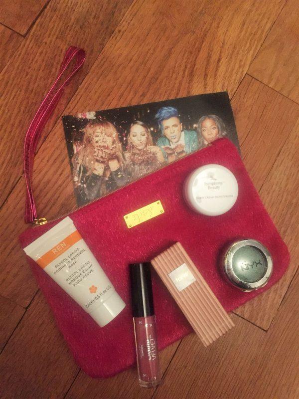 December Ipsy Glambag Review