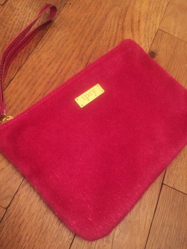 December Ipsy Glambag review makeup bag