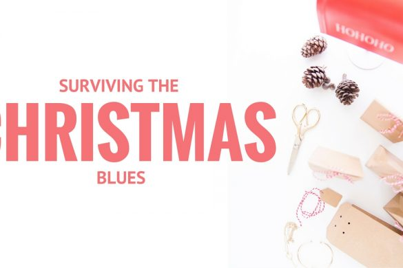 Surviving the christmas blues