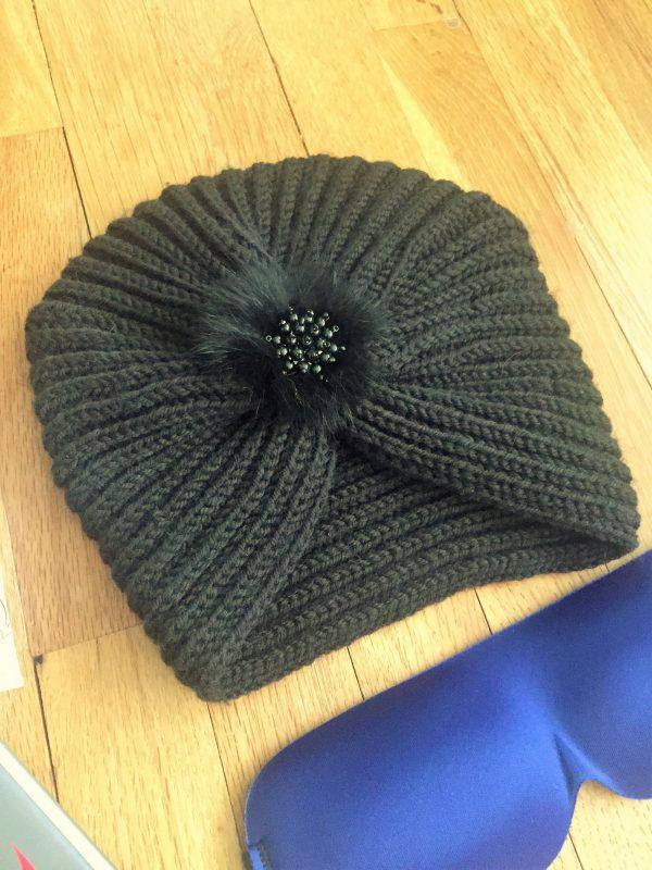 Christmas Recap winter turban