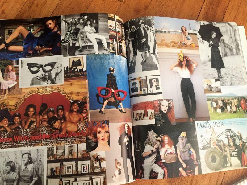 Christmas recap: Inside Vogue: The Editor Eye book