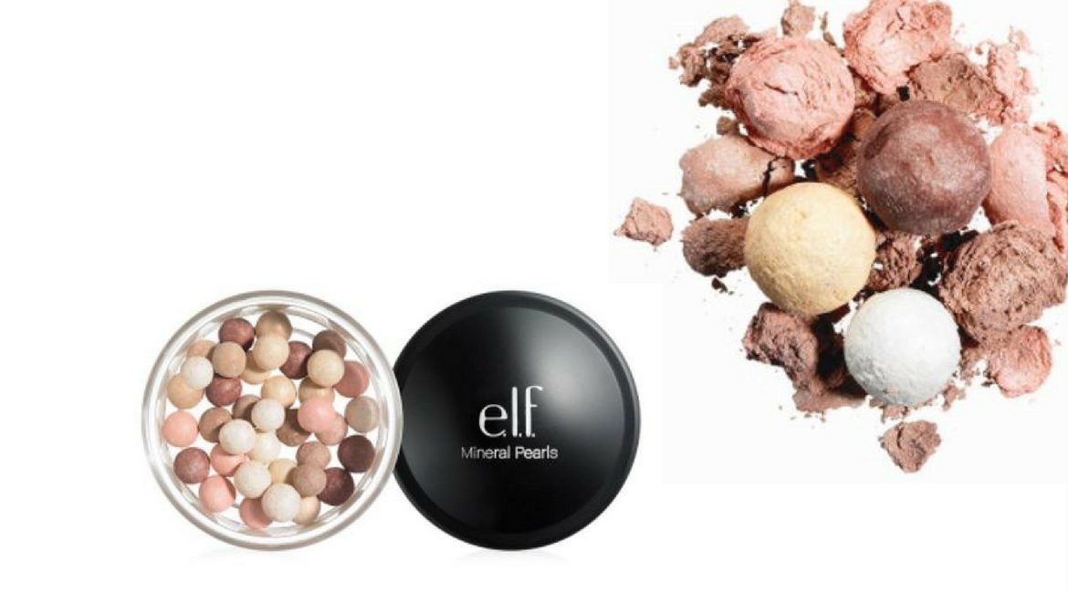 Favorite Files e.l.f. Mineral Pearls review