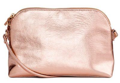 Thrifty Thursday Stylish Finds Under $25 Rose Gold Shoulder Bag