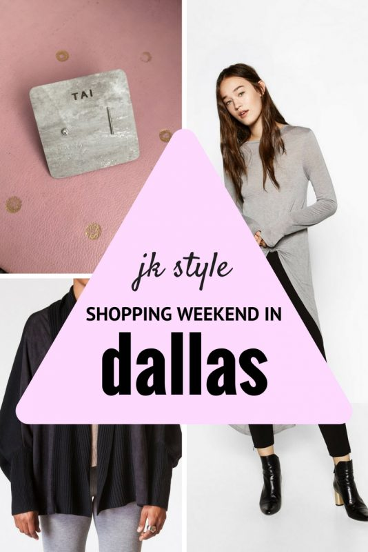 shopping weekend in dallas zara top with front knot