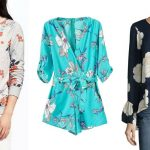 Floral Finds for under $50 on JK Style