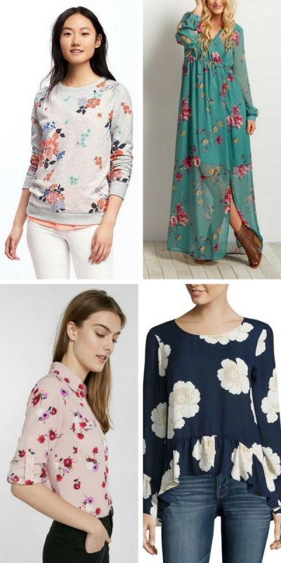 Floral Finds under $50 part 1