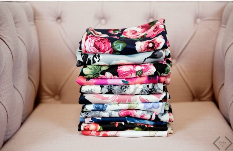 Floral skirts from Cents of Style