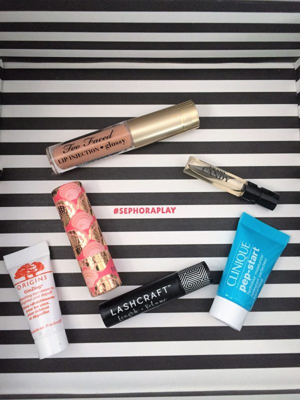 Review of February Play by Sephora box on JK Style