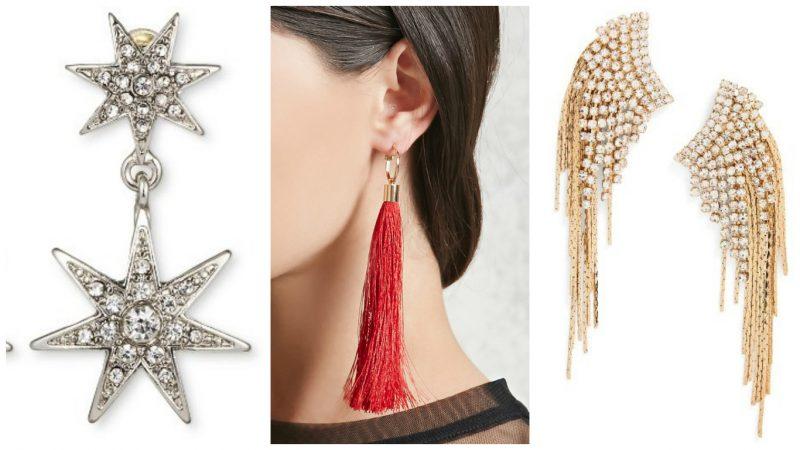 2017 spring trends - statement earrings - JK Style