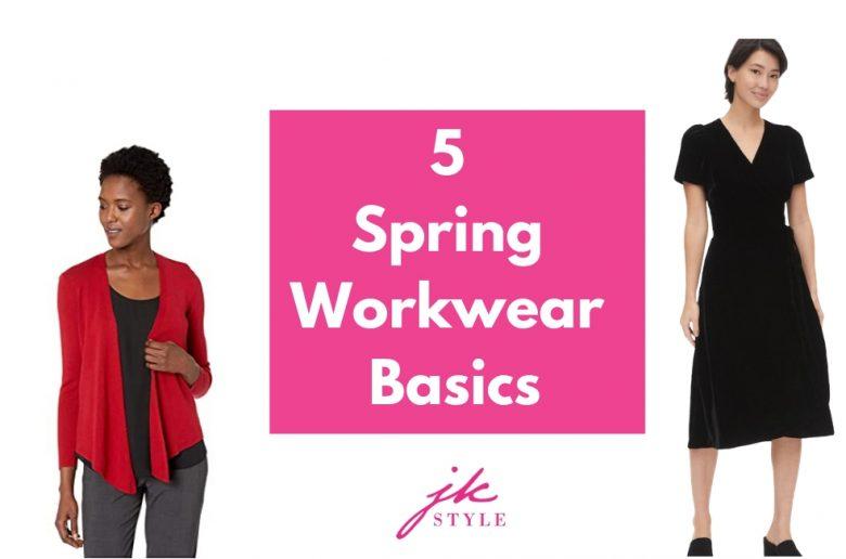 spring workwear ideas