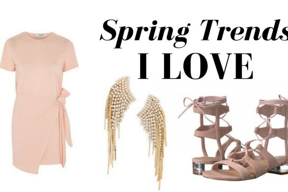 Three spring trends I love on JK Style