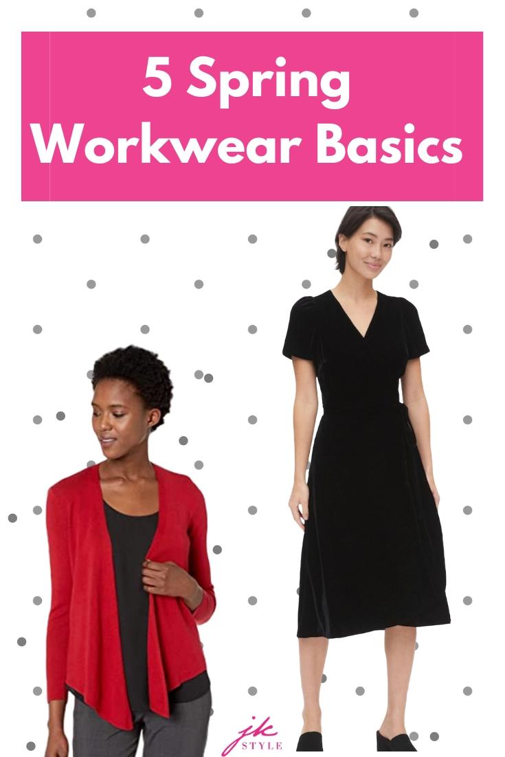 spring workwear