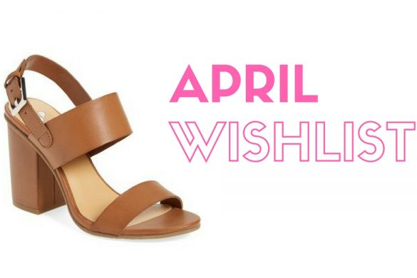 April Wishlist on JK Style