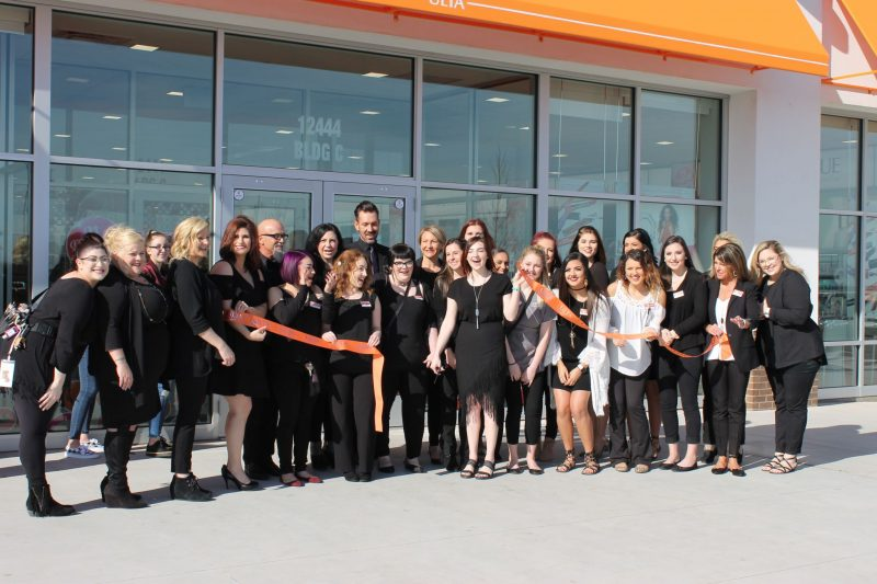 Ulta Beauty in Yukon - Grand Opening Ribbon Cutting - JK Style