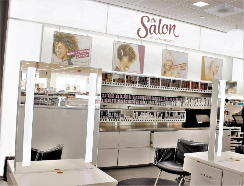 Ulta Beauty in Yukon - salon - JK Style