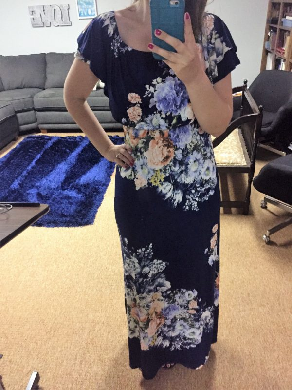 Friday Favorites dress 1