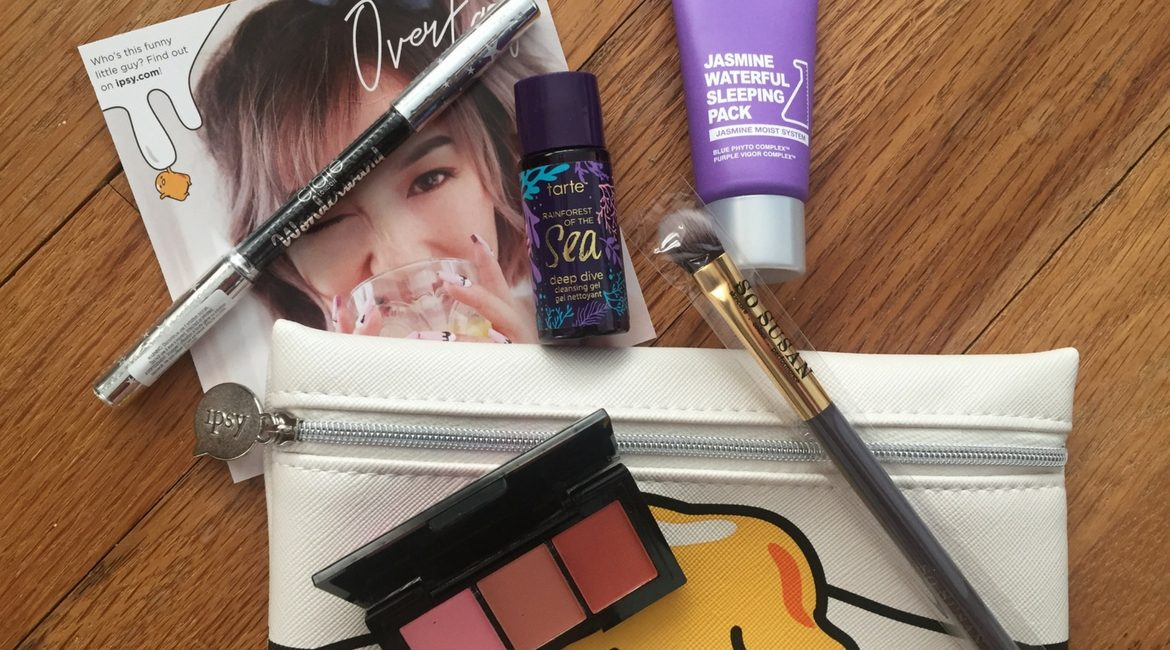 July Ipsy Glam Bag review - JK Style