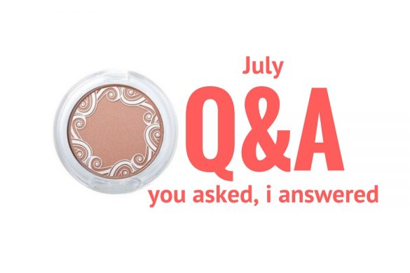 July Q&A on JK Style