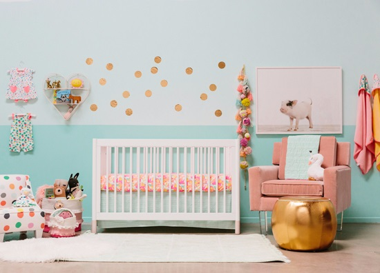 Oh Joy nursery collection for Target
