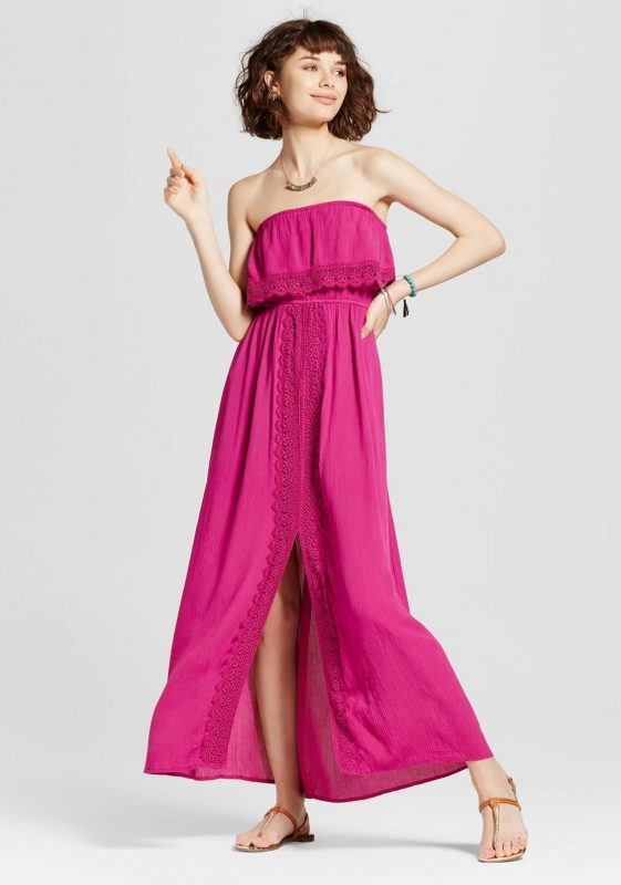 pink-lace-trim-maxi-dresses-from-target-under-$50
