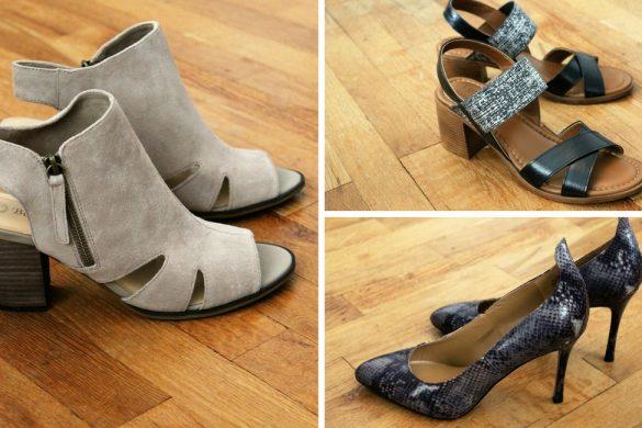 Shoe Shopping at The Scarpetta - JK Style