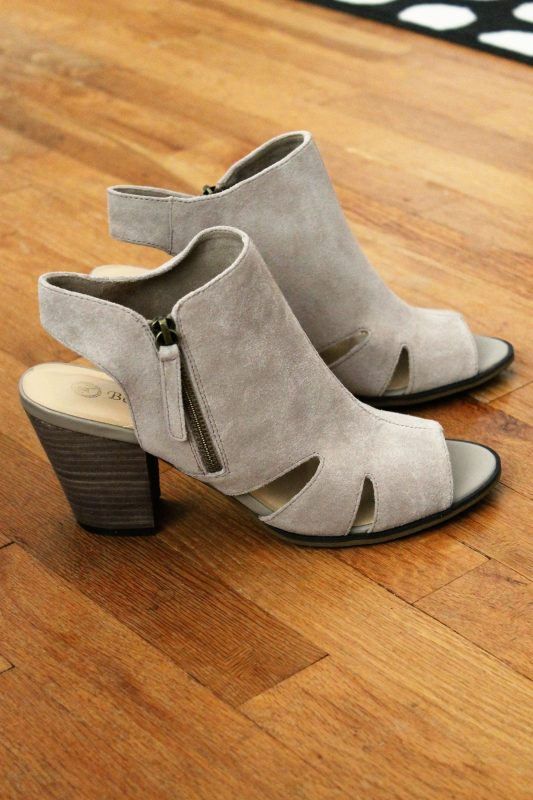 Ankle booties from The Scarpetta - JK Style