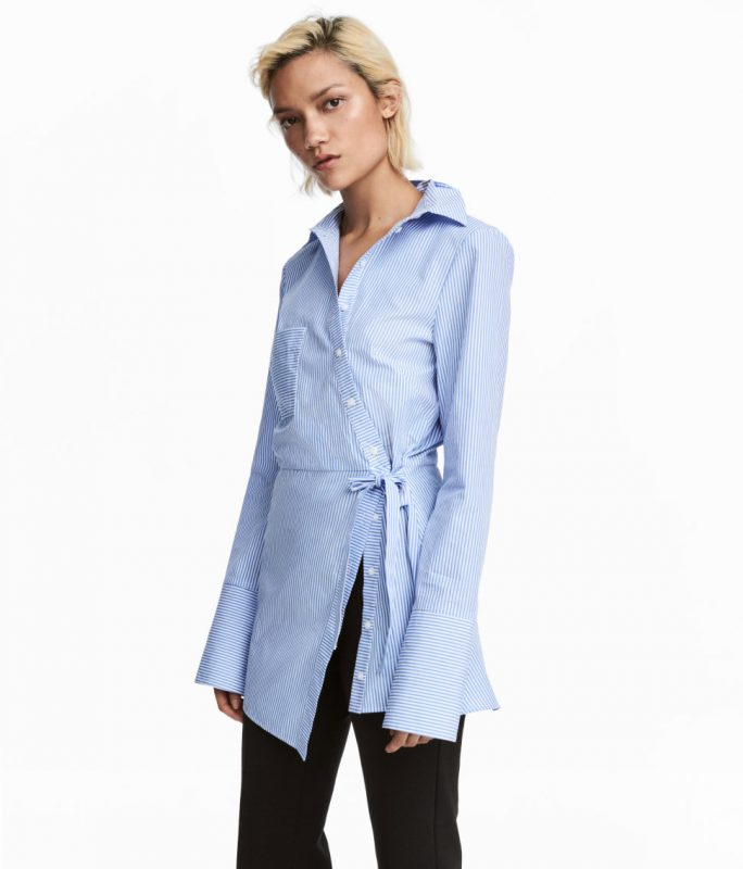 deconstructed top - fall fashion trends- JK Style