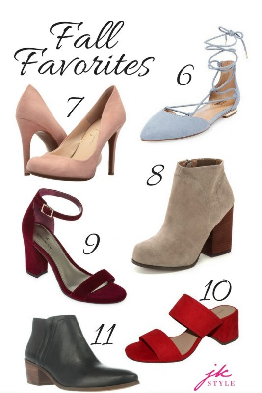 fall shoes under $50 on JK Style