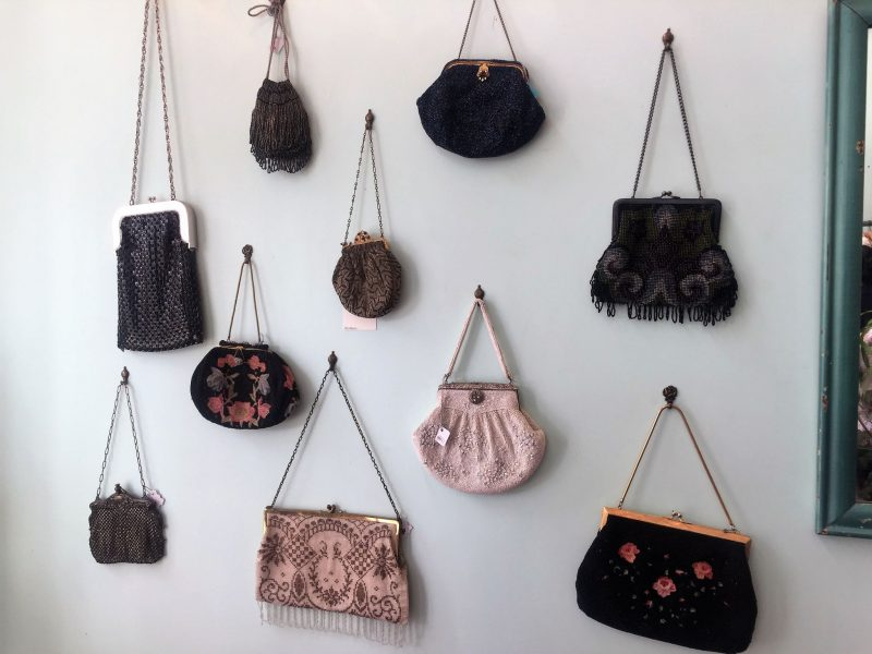 vintage bags from Trove Vintage & Bridal - JK Style