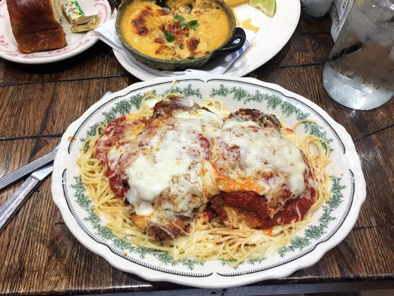 Pioneer Woman Mercantile Chicken Parmesan - JK Style