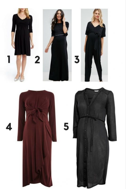 maternity dresses - stylish maternity clothing wishlist on JK Style