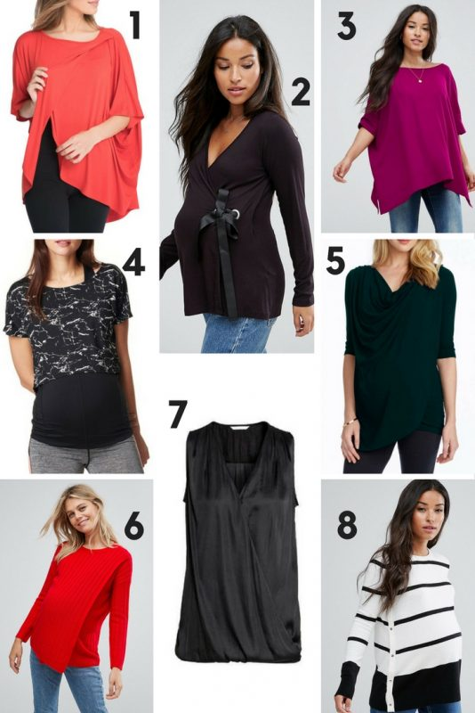 stylish maternity tops - stylish Maternity clothing Wishlist on JK Style