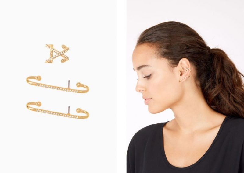 Emory Pave Earring Set for Rebecca Minkoff for Stella & Dot - JK Style