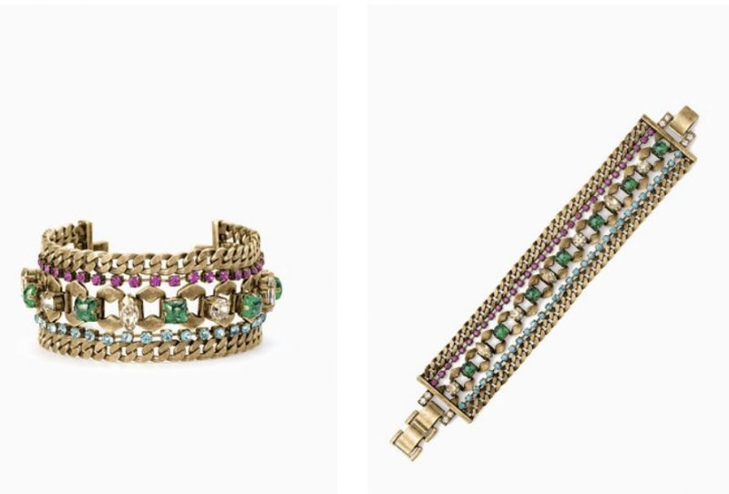 Prisma Statement Bracelet from the Rebecca Minkoff for Stella & Dot collection