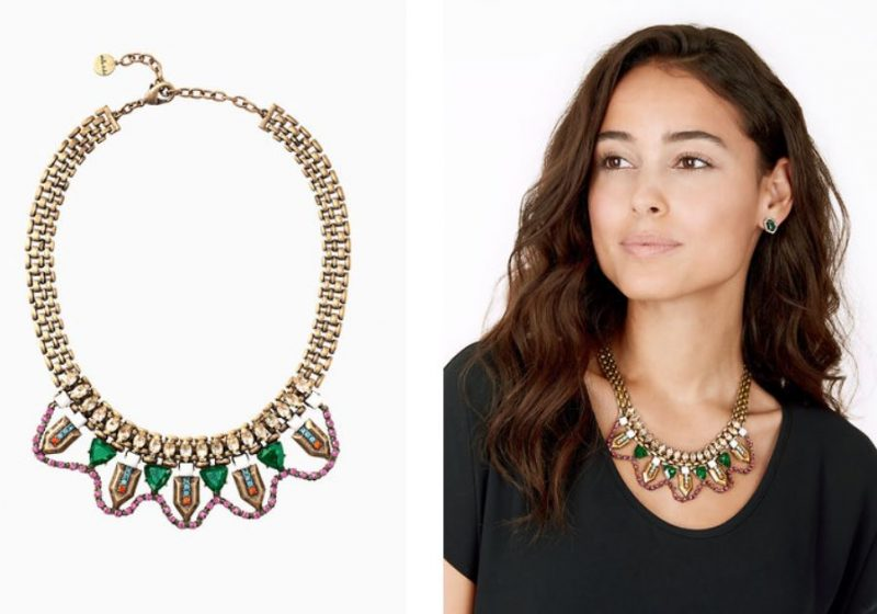 Prisma Statement Necklace from the Rebecca Minkoff for Stella & Dot collection - JK Style