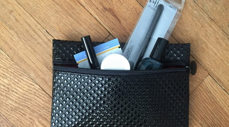 September Beauty Bag Giveaway on JK Style
