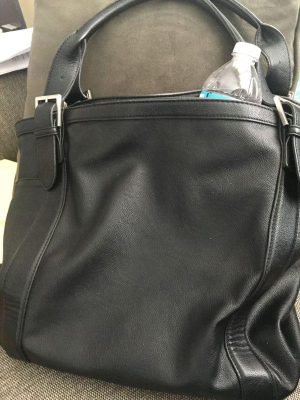 September Q&A purse