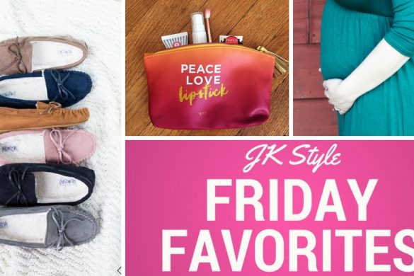 Friday Favorites on JK Style - October 13 2017