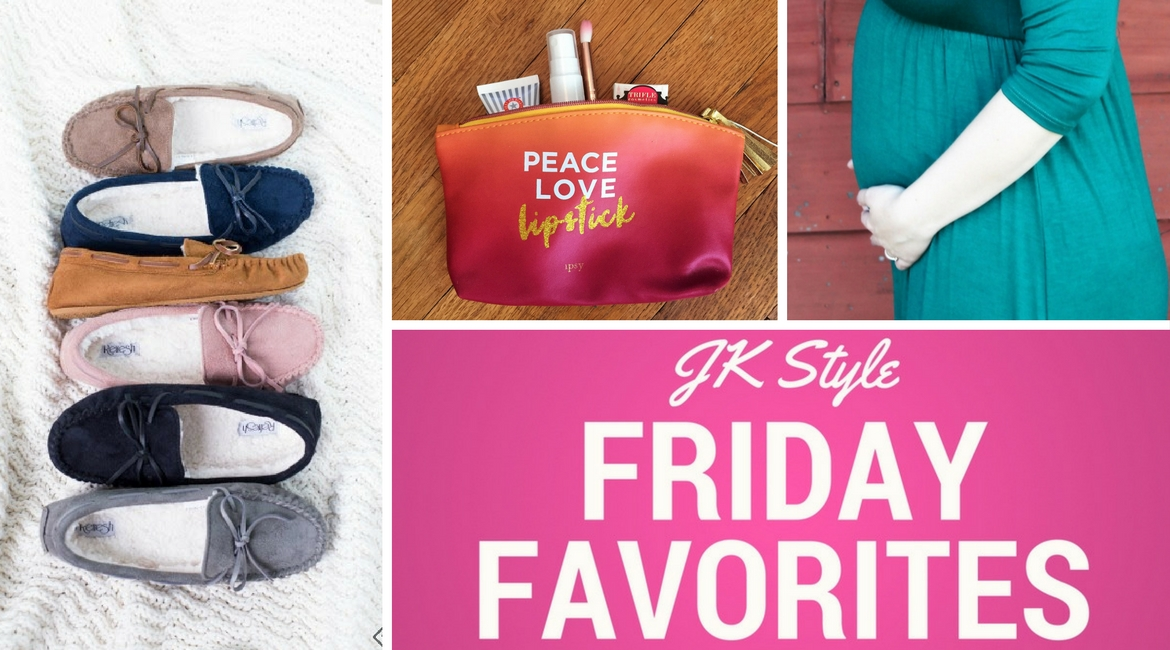 Friday favorites october jk style