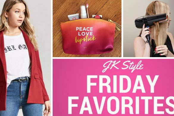 Friday Favorites for October 6 on JK Style
